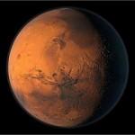 Марс Фото: NASA/JPL.