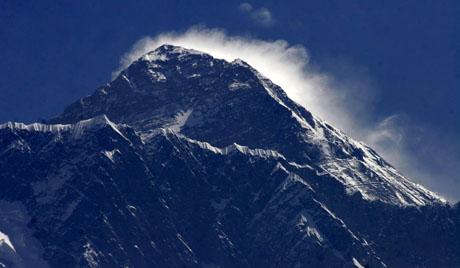 Эверест. Фото: EPA