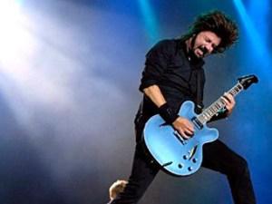 Foo Fighters. Фото ©AFP