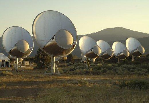Радиотелескопы. Foto: Reuters/Scanpix