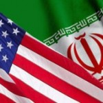 Флаги США и Ирана. Фото РИА Новости