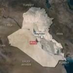 Карта Ирака. Изображение: Euronews