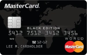 Кредитная карта master card