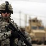 Американский солдат. Фото: zaiprotiv.info
