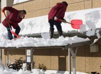 Жертвами снегопадов в Японии стали 103 человека