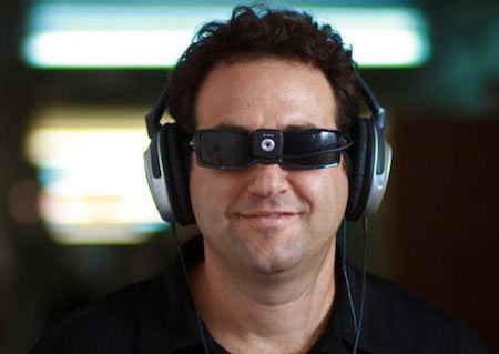 SSD - новые очки для незрячих