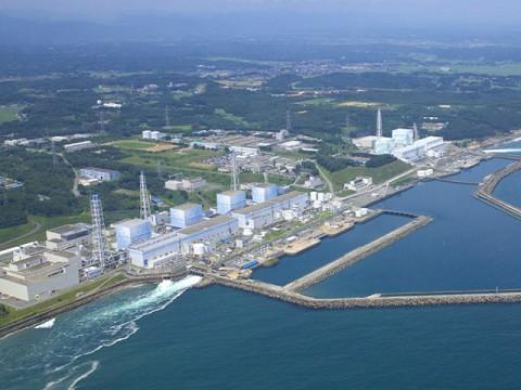 """В районе АЭС """"Фукусима"""" произошло землетрясение"""