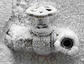 Белорусские морозы наносят сокрушительный удар