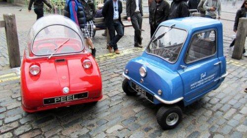 Автомобили Peel