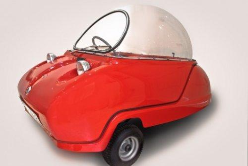 Автомобиль Peel Trident
