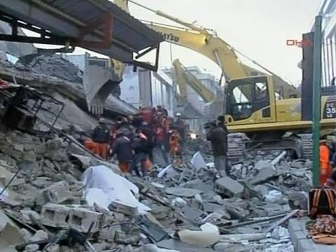 В Аргентине произошло шестибалльное землетрясение