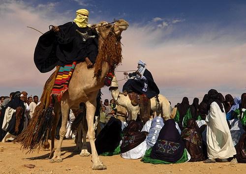 Туареги. Фото: realwonder.ru