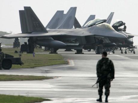 Военная база США на острове Окинава. Фото: 1tv.ru