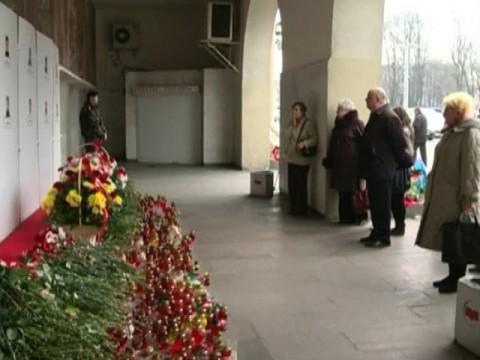 В Белоруссии вспоминают жертв теракта в минском метро