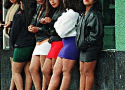 Проститутки. Фото: charter97.org