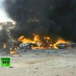 Последствия терактов в Ираке. Фото: Russia Today