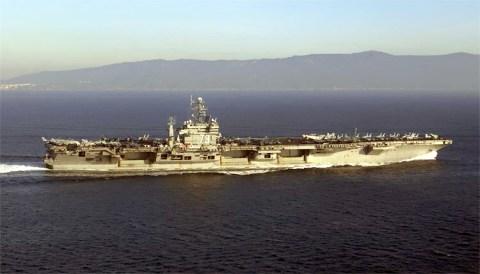 "Авианосец ""Джордж Вашингтон"". Фото: ВМС США"