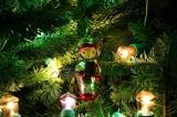 Ёлочная игрушка космонавт (СССР). Фото: planetashkol.ru