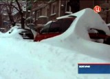 Снег стал проблемой для Болгарии. Кадр ТВЦ