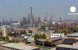 Промышленный пейзаж в Китае. Кадр Euronews