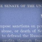 Фрагмент закона им. Магнитского. Фото: nationalinterest.org