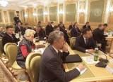 Новое правительство в Украине. Кадр NTDTV