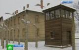 Музей Второй Мировой войны в бывшем концлагере Аушвиц (Освенцим). Кадр НТВ