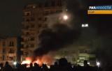 Беспорядки в Каире. Кадр РИА Новости