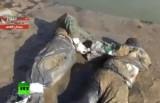 Убитые в Сирии. Кадр RT