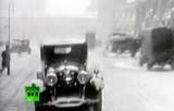 Видео с первого в истории видеорегистратора. Кадр RT