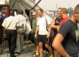 В Нигерии арестованы российские моряки. Кадр NTDTV