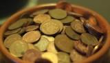 Британские монеты (пенни). Фото: Голос России / rus.ruvr.ru