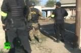 Антитеррористическая операция в Дагестане. Кадр RT