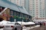 Кафе, где чеченцы совершили нападение на посетителей. Кадр pravda.ru