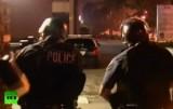 Полиция Лос-Анджелеса. Кадр RT