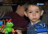 Максим Кузьмин - убитый в США ребёнок из России. Фото: dailymail.co.uk / НТВ