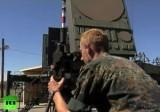 Солдат-натовец управляет комплексом Patriot. Кадр RT