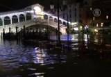 Наводнение в Венеции. Кадр NTDTV