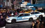 Машины Нью-Йоркского полицеского департамента. Фото: english.peopledaily.com.cn