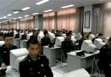 Киберподразделение китайской армии. Кадр NTDTV