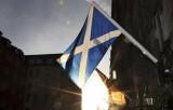 Флаг Шотландии. Фото: rus.delfi.lv