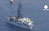 Японцы добыли газ со дна океана. Кадр Euronews