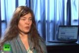 Журналистка Анхар Кочнева в эфире RT