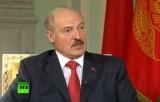 Александр Лукашенко в эфире RT