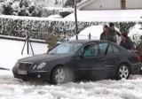 Весенний снег в Испании. Кадр NTDTV
