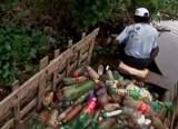 Чистильщик реки в Сан-Паулу, Бразилия. Кадр NTDTV