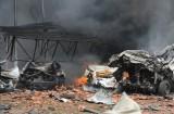 Теракт в Дамаске 8 апреля 2013. Фото © SANA
