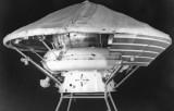 Старый снимок спускаемого аппарата станции Марс-3