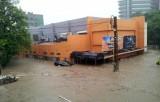Наводнение на острове Маврикий, апрель 2013. Фото: ecowars.tv