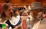 На фестивале бород и усов в Германии. Кадр RT